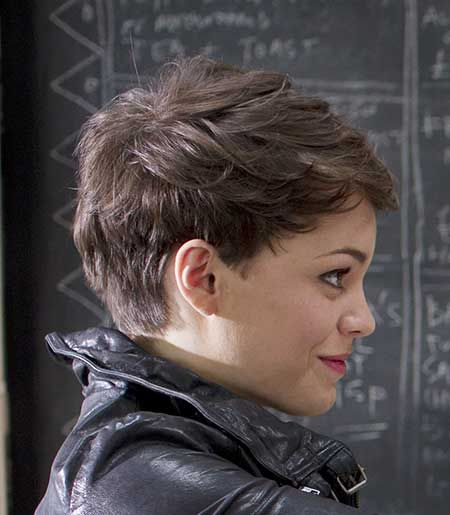 Short Pixie Hair Cuts