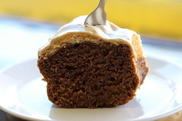 Sour Cream Mocha Cake Recipe — Dishmaps