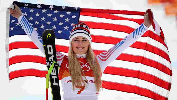 Lindsey Vonn's legacy can't be measured in records or medals at the Winter Olympics