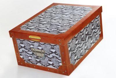 Artra Deko-Karton Bauli Ordnungsboxen Motiv Python Schlange Aufbewahrungsbox für Haushalt Büro Wäsche Geschenkbox Dekokarton Sammelbox Mehrzweckbox Ordnungskarton Ordnungsbox Geschenkekarton Jetzt bestellen unter: https://moebel.ladendirekt.de/dekoration/aufbewahrung/kaestchen/?uid=3eff7492-eebe-5f42-be50-2414a39bd687&utm_source=pinterest&utm_medium=pin&utm_campaign=boards #heim #aufbewahrung #kaestchen #dekoration