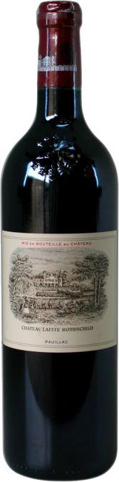 Château Lafite-Rothschild 1er Grand Cru Classé Pauillac Bordeaux Frankrijk