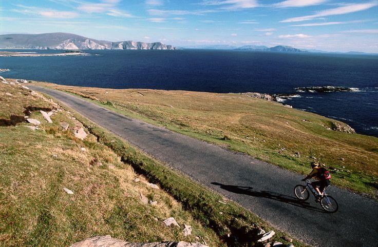 Randonnée à vélo, Achill Island, Mayo - Tourism Ireland