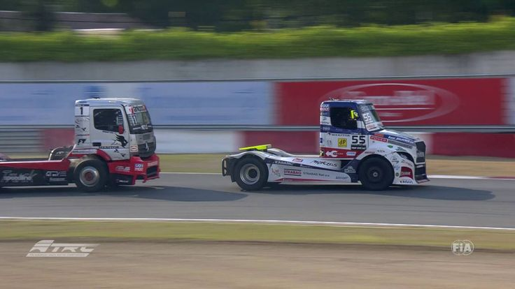 ETRC - Zolder 2016 - Highlights