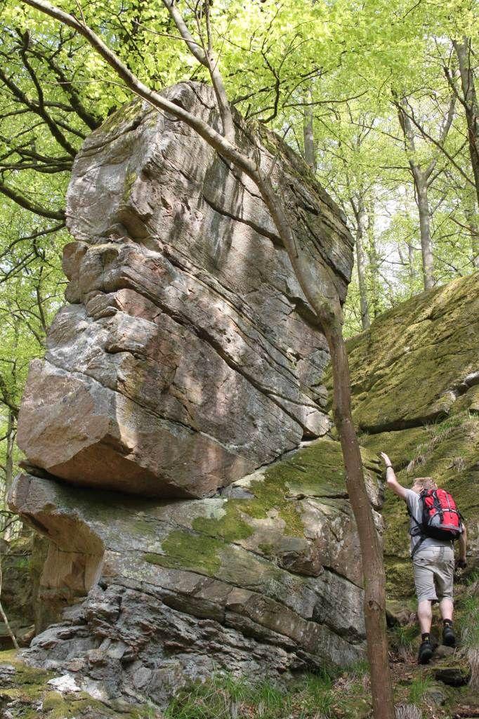 Skaralid Skane Natural Landmarks Landmarks Nature