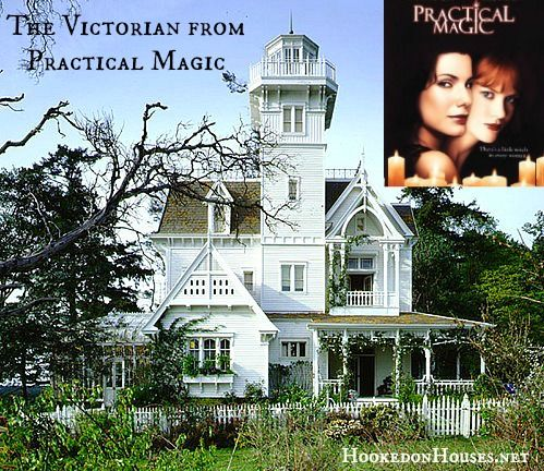 Wish this was a real house! Especially if it was MY house lol. Great ideas for a real home :) Practical Magic: A Victorian House Fit for a Witch