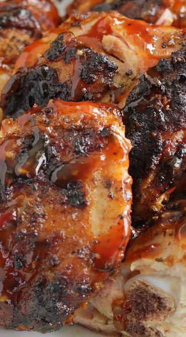 standard grill roasted chicken recipe