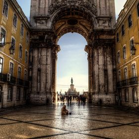 Lisbon--Baixa