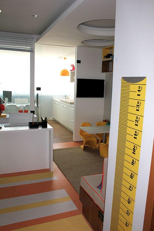 Consultório Pediátrico - nara maitre | design e estampas