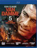 Jean-Claude Van Damme: 5 Movie Collection [Blu-ray] [2 Discs], 63248