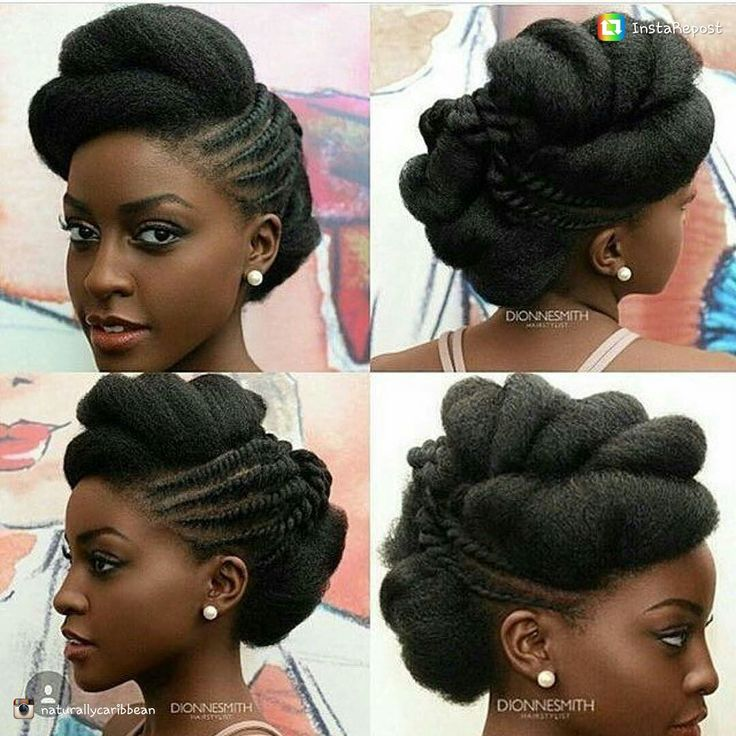 Pin By Chonta Allen On Hairstyles Pinterest Natural