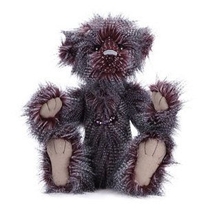 Charlie Bears Collectable Fizzy Whizz 19 Plush Bear