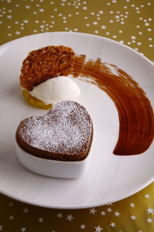 Ars Chocolatum: Plated desserts @ Antoine Santos
