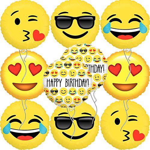 25+ Best Ideas About Happy Birthday Emoji On Pinterest