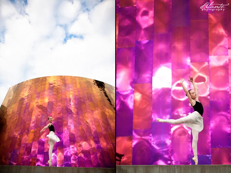 Seattle Ballet Photography – Queen Anne, Seattle & Experience Music Project | Alante Photography Blog