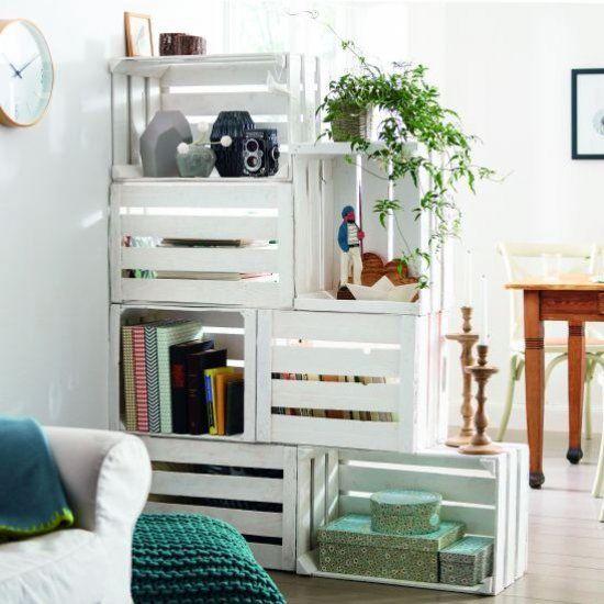 Pomysły na wykorzystywanie drewnianych skrzynek – zainspiruj się!