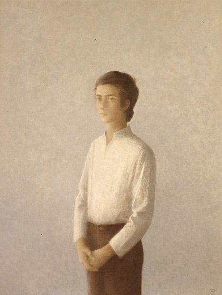 "Xavier Valls - ""Portrait de Manuel"""