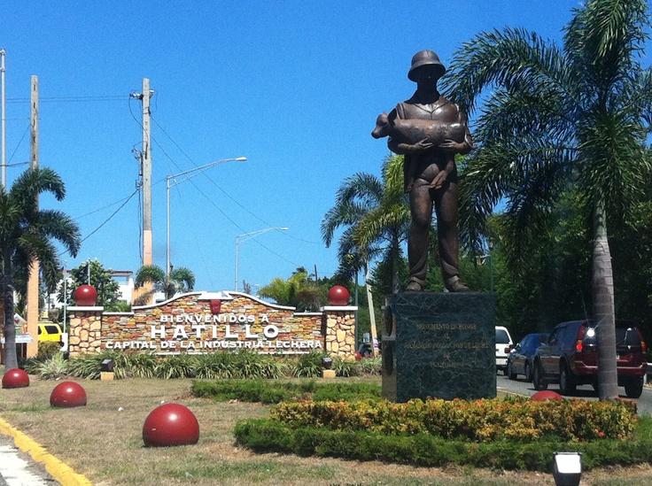 Hatillo Puerto Rico  city photos : Hatillo es la capital de la Industria Lechera en Puerto Rico. Foto ...