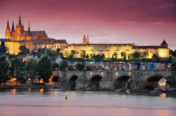 5-Sterne Golden Tulip Savoy Hotel in #Prag: 50% sparen - Doppelzimmer inkl. Frühstück nur 69,00€ statt 138,00€!