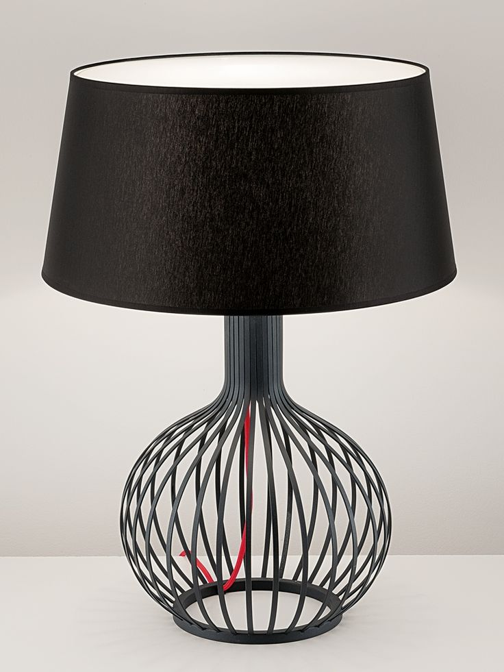 Chelsom cage table lamp cg 1321 l