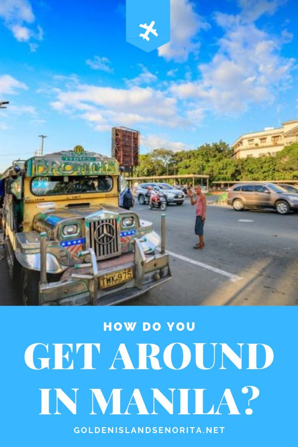 How Do You Get Around in Manila? (With images)   Manila ...