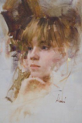 Richard Schmid drawings