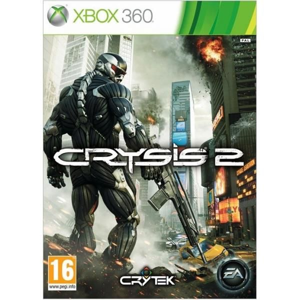 Crysis 2 II Game Xbox 360 | http://gamesactions.com shares #new #latest #videogames #games for #pc #psp #ps3 #wii #xbox #nintendo #3ds