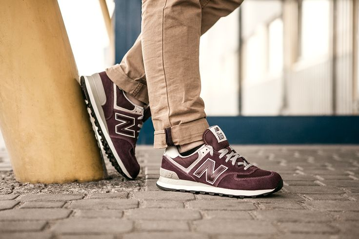 NEW BALANCE ML574VWI #sneakers #newbalance