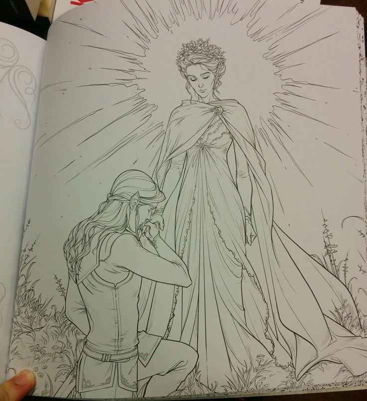 Feyre and lucien A court of thorns