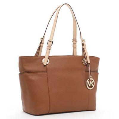 For this Christmas Choice,Michael Kors Tote Handbags,Michael Kors Jet Set Zip-Top Tote Luggage Sale-138