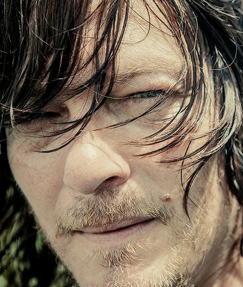 Norman Reedus for Red Bulletin