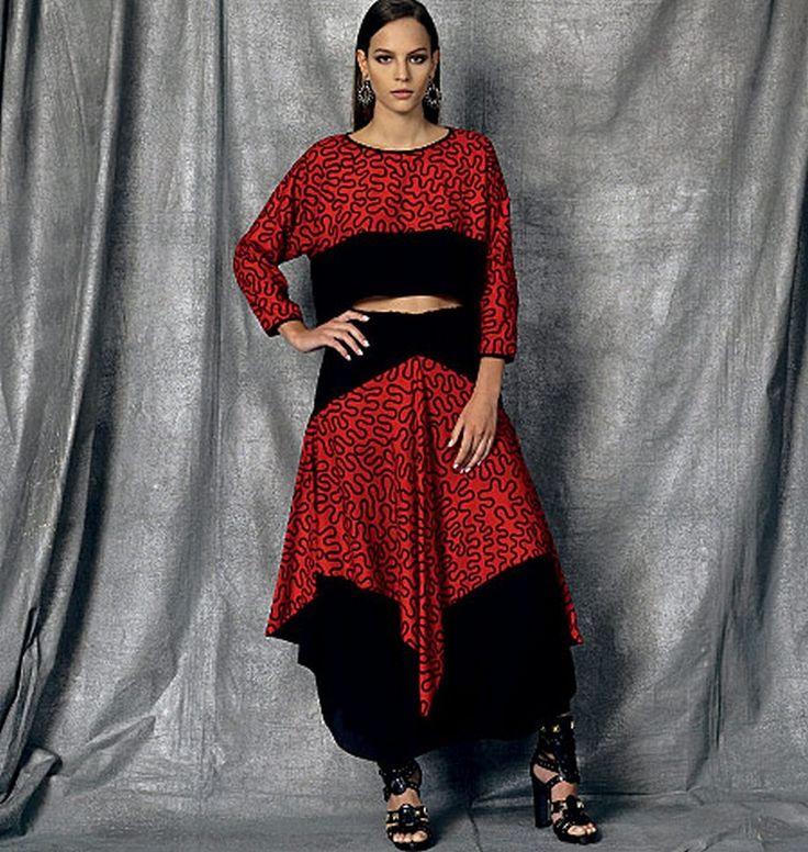 Vogue Patroon 1472-XY PVO1472-XY