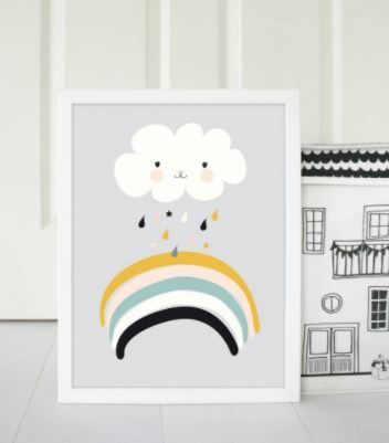 25+ beste ideeën over Wolk illustratie op Pinterest - Wolk art - badezimmervorlagen kleine wolke