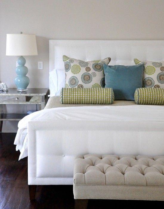 Custom Ovals and Zinnia pillows | Galbraith & Paul