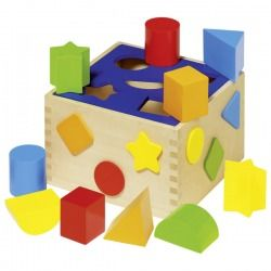 17 Best Wooden Blocks Images On Pinterest