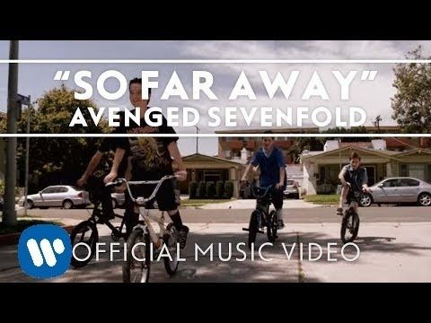 Avenged Sevenfold - So Far Away [Official Music Video] - YouTube