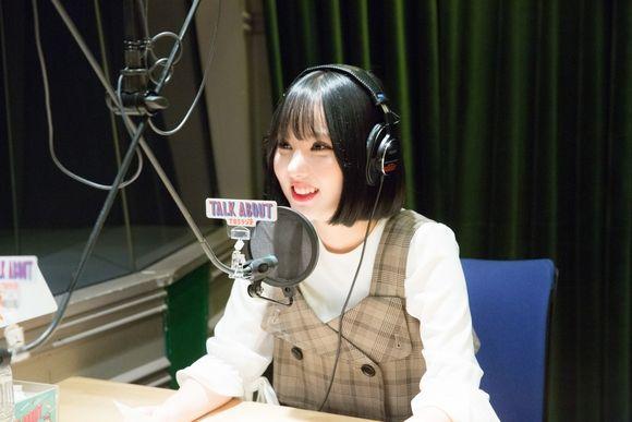 GFRIEND、日本で初のラジオパーソナリティに挑戦!TBSラジオ「TALK ...