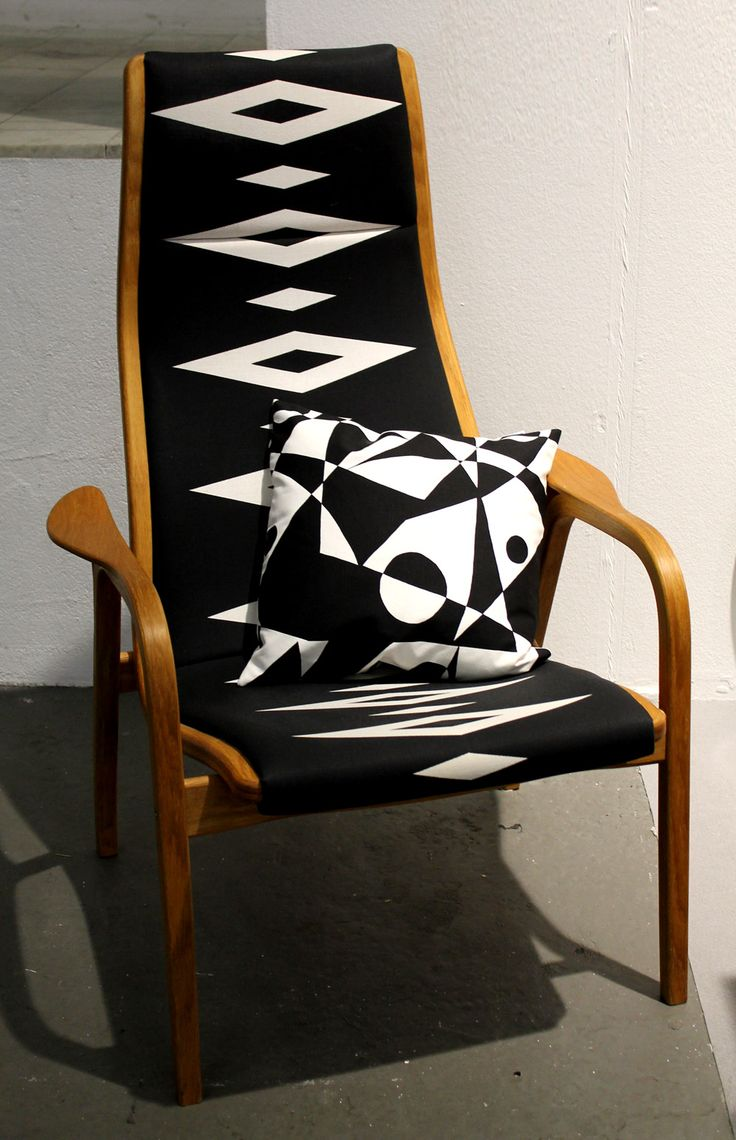 Freemover fabric covered chair