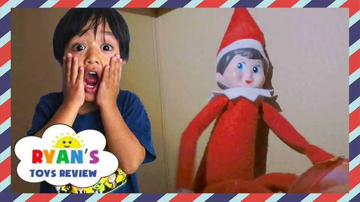 I MAILED MYSELF to RYAN TOYS REVIEW and it WORKED!!! Elf on the Shelf