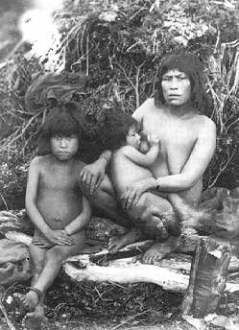 Photos by Lucas E.Briges in 1882-1889. The Yaghan, also called Yagán, Yámana, Yamana, or Tequenica,[1] are the indigenous peoples of the Southern Cone, who are regarded as the southernmost peoples ...