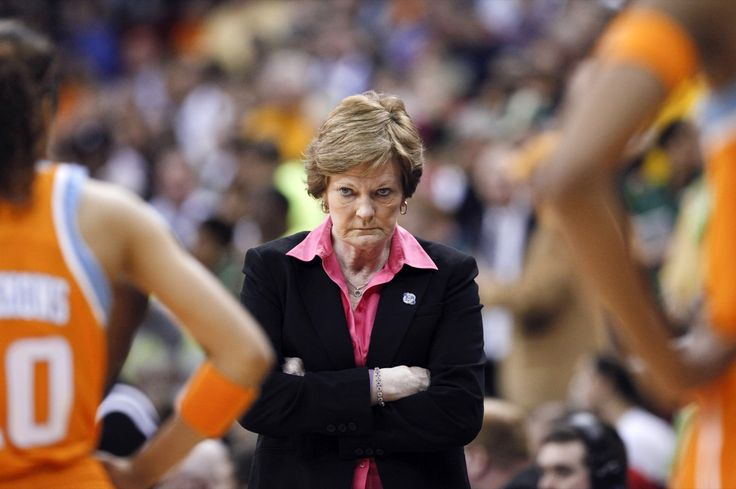 Pat Summitt: A Life in Pictures