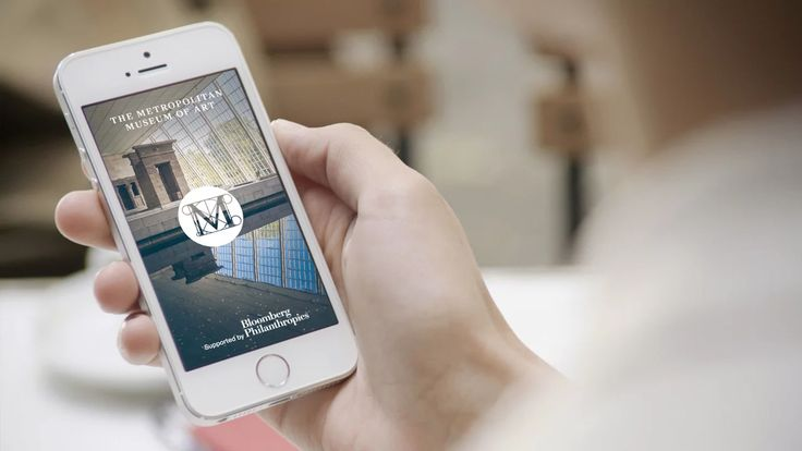 The Metropolitan Museum of Art in New York was awarded a grant to engage with a wider audience, digitally. We created an app for the museum to introduce people to…