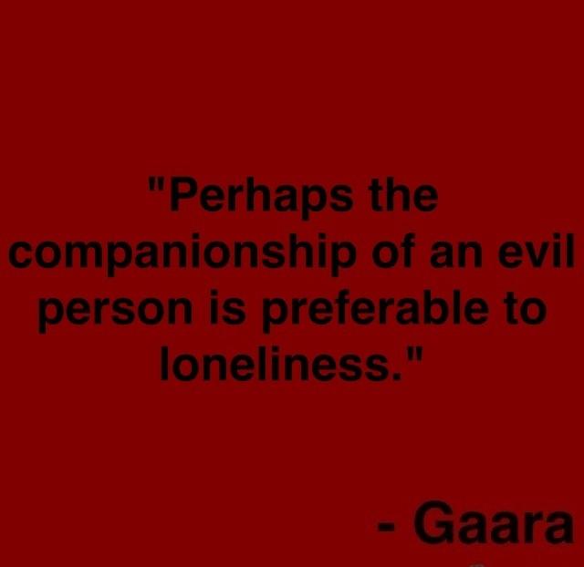 Gaara Quotes Loneliness | www.pixshark.com - Images ...