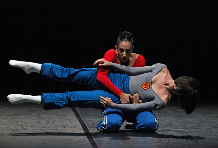 Marcos Morau | La Veronal - Moscow Domenica 26 agosto 2012 h. 21.45 Teatro Remondini, Bassano del Grappa SPAGNA