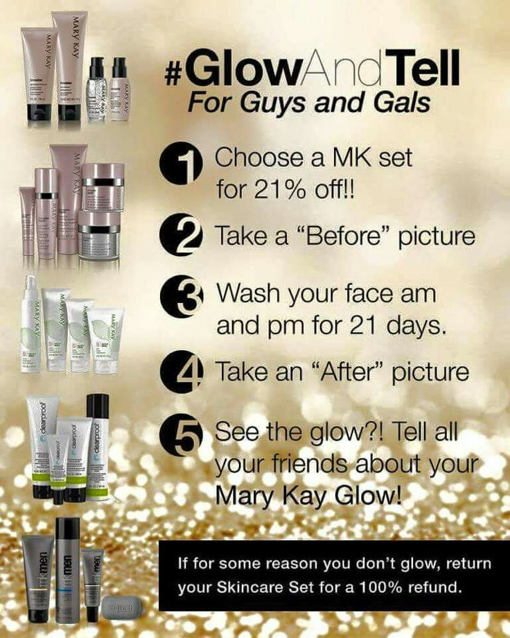 I need 21 people to allow me to borrow their faces in the next 21 days. Mary Kay…