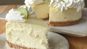 Key Lime Cheesecake Copy Cat Cheese Cake Factory – What2Cook Best of 2013 – Number 13