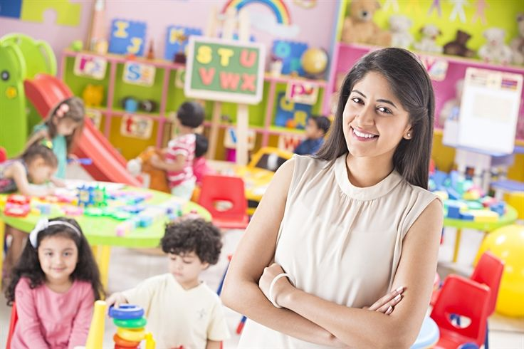 Teacher Training for Early Childhood Education & Care