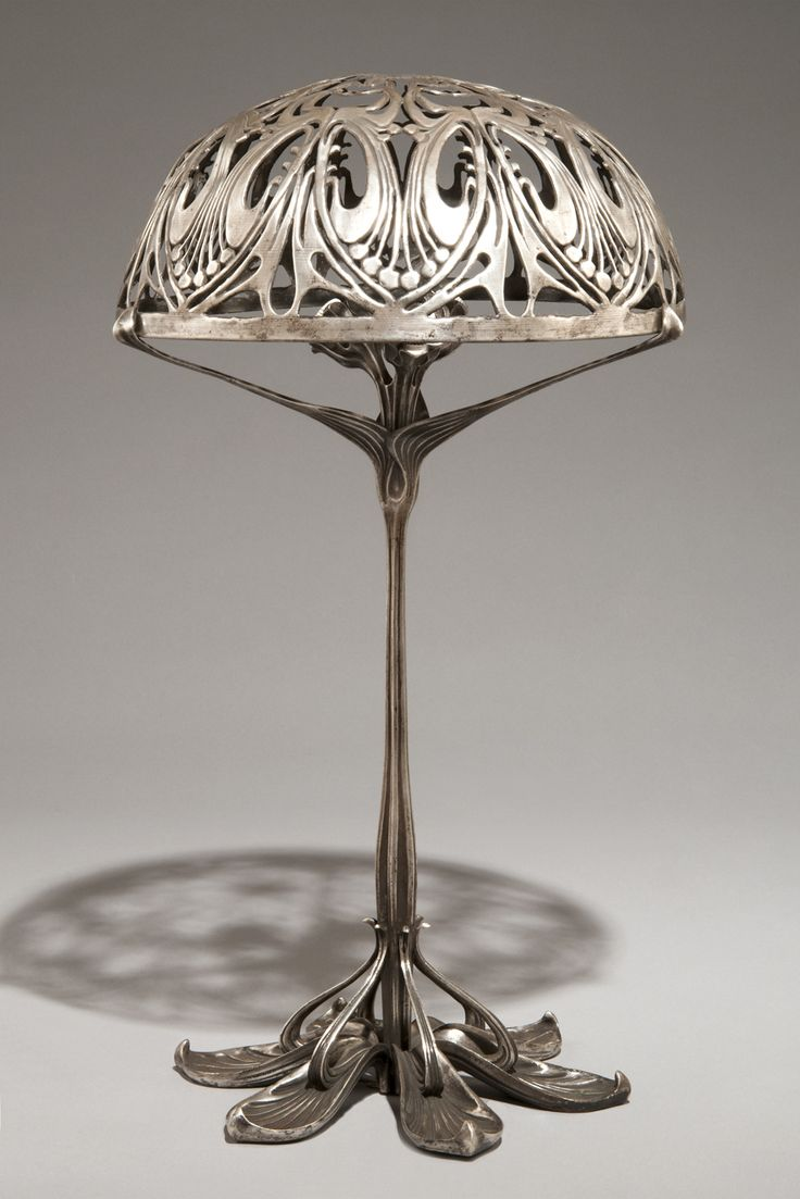 Paul Follot Table Lamp Art Nouveau