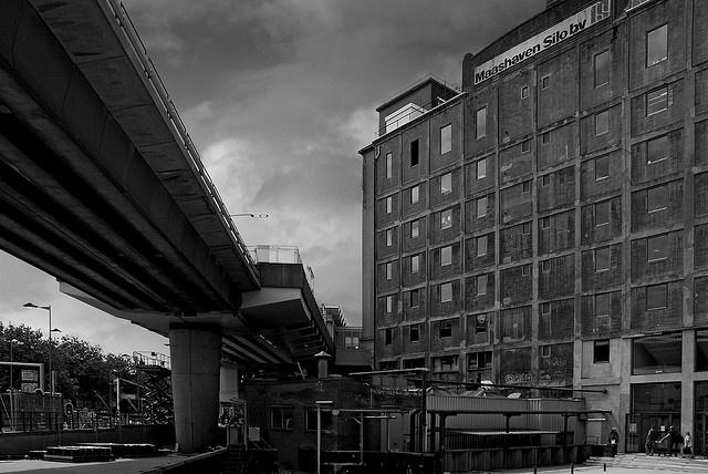 Creative factory, maassilo Rotterdam