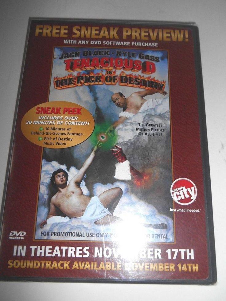 Tenacious D in: The Pick of Destiny (DVD) Sneak Peak Circuit City Exclusive