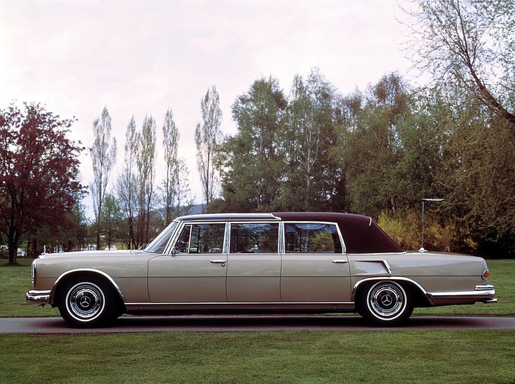 1965 Mercedes-Benz 600 Pullman Limousine. ★。☆。JpM ENTERTAINMENT ☆。★。